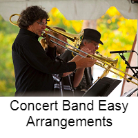 Concert Band Easy
